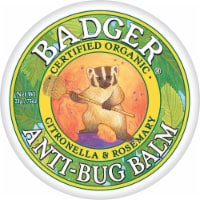 Badger  Organic Anti Bug Balm Citronella and Rosemary