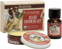Badger  Beard Grooming