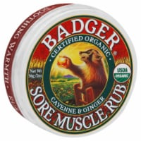 Badger Sore Muscle Rub