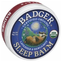 Badger Sleep Lip Balm