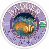 Badger Organic Lavender & Chamomile Night Night Balm