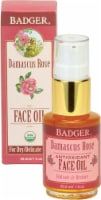 Badger  Organic Face Oil Damascus Rose