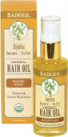 Badger  Jojoba Rosemary & Tea Tree Herbal Hair Oil