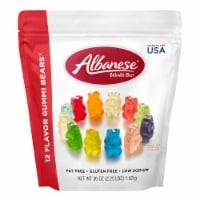 Albanese 12 Flavor Gummi Bears Candy