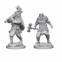 Wizkids Dungeons And Dragons Marvelous Human Barbarian Figure Set - 1 Unit
