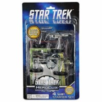 Heroclix Star Trek Tactics IV Four Ship Starter Set