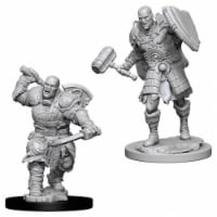 WizKids WZK73541 Dungeons & Dragons Nolzurs Marvelous Miniatures - Male Goliath Fighter W7 - - 1