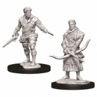 WizKids Dungeons & Dragons Nolzurs Marvelous Male Human Rogue W9 Miniature