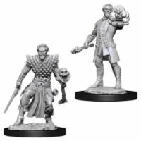 WizKids WZK73836 Dungeons & Dragons Nolzurs Marvelous-Male Human Warlock W10 Miniature - 1