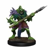 WizKids WZK90073 Dungeons & Dragons Nolzurs Marvelous Unpainted Miniatures - Sahuagin Wave 12