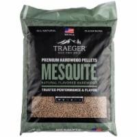 Traeger Wood Fire Grills® All-Natural Mesquite Wood BBQ Pellets - 20 lb