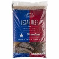 Traeger Wood Fire Grills Texas Beef Blend Hardwood Pellets