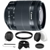 Canon Ef-s 18-55mm Is Stm Lens With Accessories For Canon T6 , T6i And T7i - 1