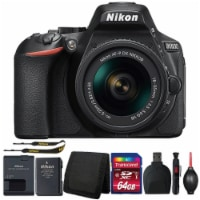 Nikon D5600 Digital Slr Camera With 18-55mm Lens And Ultimate Accessories - 1