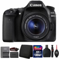 Canon Eos 80d Dslr Camera With 18-55mm Is Stm Lens And Accessory Bundle - 1