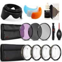 52mm Filter Kit W/ Camera Accessories For Nikon D7100 , D7200 , D5600 And D5300 - 1