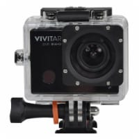 Vivitar Dvr914hd 1440p Hd Wi-fi Waterproof Action Video Camera Camcorder