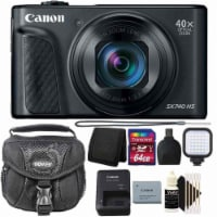 Canon Powershot Sx740 20.3mp 20.3mp Hs Digital Camera With 64gb Card + Top Accessory Kit - 1