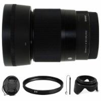 Sigma 30mm F1.4 Dc Dn Contemporary Lens For Sony E Mount A5000 A6000 A6500 A6300 - 1