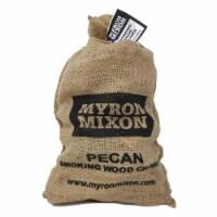 Myron Mixon Smokers BBQ Wood Chunks Add Flavor to Smoking and Grilling, Pecan - 1 Piece