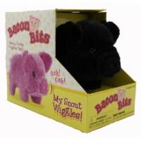Bacon Bits Mechanical Pig - Black