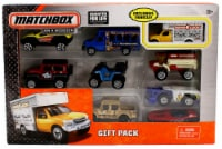 Matchbox 9-Car Gift Pack (With Exclusive Move Lock Truck) - 1