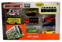 Matchbox 9-Car Gift Pack (With Exclusive City Tours Bus) - 1