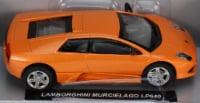 Die-Cast Orange Lamborghini Mucielago LP640 1:43 Scale