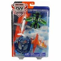 Matchbox Sky Busters Airplane 4-Pack - Hondajet, Freeway Flyer, Strato Stormer, Sky Sentry - 1