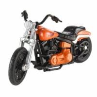 Hot Wheels 1:18 Scale Steer Power Motorcycle, Rollin' Thunder