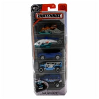 Matchbox - Ice Voyager 5-Pack - 1