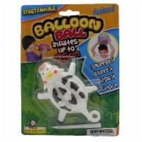 Animal Balloon Carded, Cow - 1