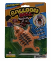 Animal Balloon Carded, Tiger - 1