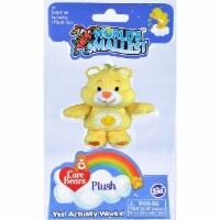 Worlds Smallest Care Bears, Yellow Funshine Bear