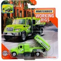 Matchbox Working Rigs International Workstar Street Cleaner - 1