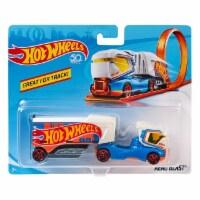 Hot Wheels Track Trucks, Aero Blast - 1