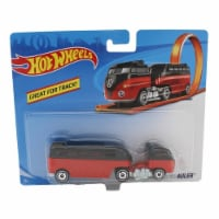 Hot Wheels Track Trucks, Custom Volkswagen Hauler