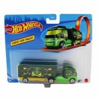 Hot Wheels Track Trucks, Haulin' Heat