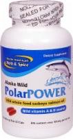 North American Herb & Spice PolarPower Sockeye Salmon Oil Caps - 60 ct