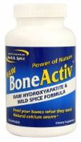 North American Herb & Spice  BoneActiv™ Raw Hydroxyapatite & Wild Spice Formula - 120 Capsules
