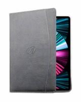 MacCase Leather 11 In. Gen 3 IPad Pro Folio Case - Black - 1 unit