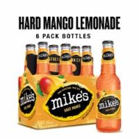 Mike's Hard Mango Lemonade - 6 bottles / 11.2 fl oz