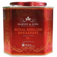 Harney & Sons Royal English Breakfast Tea Tin Blend of Black Teas