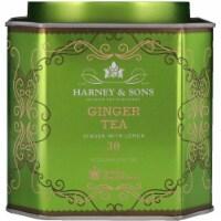 Harney Sons Ginger Tea Ginger with Lemon 30 Sachets 2 67 oz 75 g Each