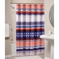 Urban Boho Bath Shower Curtain - 1 unit
