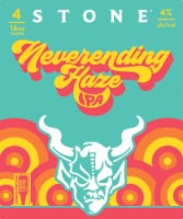 Stone Brewing Co. Neverending Haze IPA - 4 cans / 16 fl oz