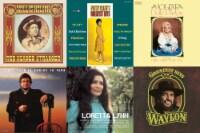 Various Artists: Classic Country 6 LP Bundle - Vinyl