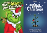 How the Grinch Stole Christmas / A Charlie Brown Christmas (1966/1965 - DVD)