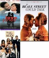 Love Jones / Best Man / If Beale Street Could Talk DVD Bundle