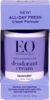 EO Essential Oil Products Lavender Deodorant Cream